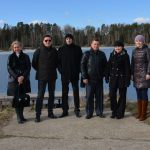 Working visit of young scientists of DonIPE to scientific centers of Moscow Region